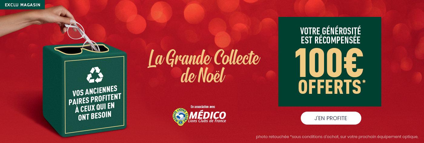 La Grande Collecte de Noël*