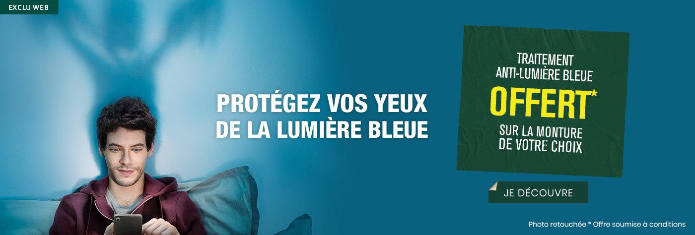Filtre Blue Filter