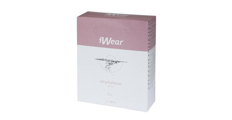 Produit Lentille IWEAR iWear easybalance - Pack 3X380Ml