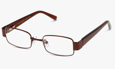 Lunettes de vue The One DOR16 C02 BROWN