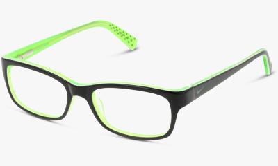 Lunettes de vue Nike NIKE 5513 001 BLACK/GREEN/CRYSTAL