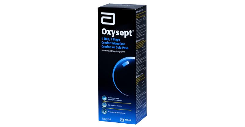 Produit Lentille OXYSEPT Oxysept - 300 Ml