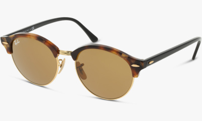 Lunettes de soleil Ray-Ban RB4246 1160 SPOTTED BROWN HAVANA