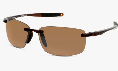 Lunettes de soleil Revo DESCEND N RE4059 02 CRYSTAL BROWN