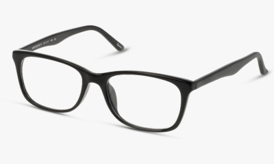 Lunettes de vue THE ONE SEEN SANTE E SNAT09 BB black black