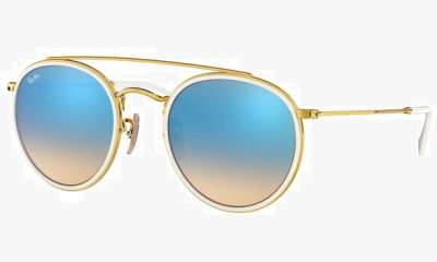 Lunettes de soleil Ray Ban RB3647N 001/4O GOLD