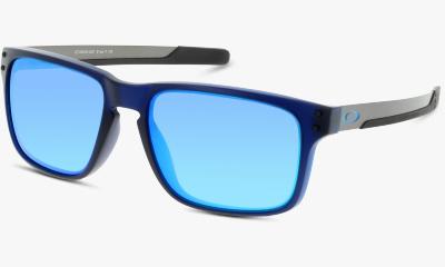 Lunettes de soleil Oakley 9384 938403 MATTE TRANSLUCENT BLUE
