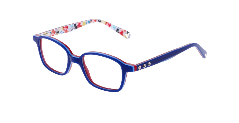Optique Mickey Col. Play ! DMAA028 C06 BLUE
