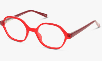 Lunettes de vue THE ONE SEEN SANTE P SNJK04 RR RED - RED