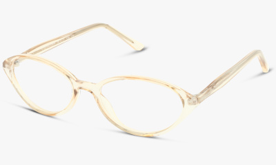 Lunettes de vue The One Seen Sante F SNIF14 WW WHITE - TRANSPARENT