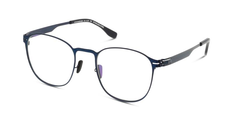 da1d70b2c5c73f Optique Julius JUIM01 CC NAVY BLUE - NAVY BLUE | Generale D'Optique