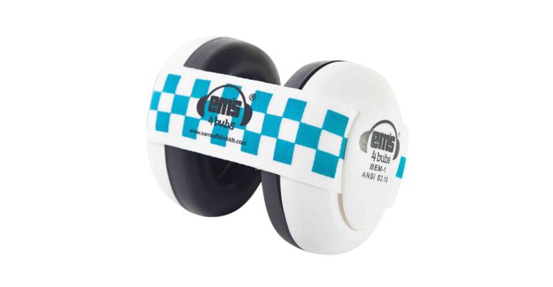 Audio EMS Casque anti-bruit bébé (de 4 à 36 mois)