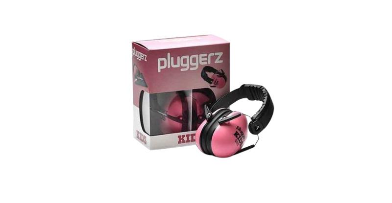 Audio PLUGGERZ Casque anti-bruit fille
