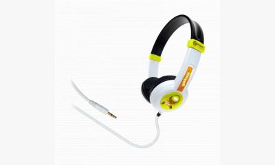 Audio GEEMARC KIWIBEAT Music - Casque audio pour enfants (<85db)