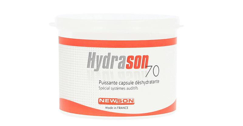 Audio  HydraSon 70 (gobelet + Dry 70)