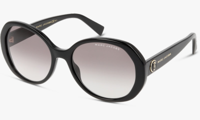Lunettes de soleil Marc By Marc Jacobs MARC 377/S 807/IB BLACK/GREY GREEN
