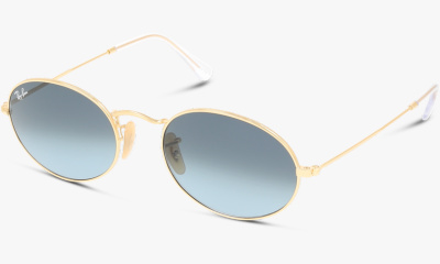 Solaire Ray Ban RB3547 001/3M GOLD
