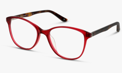 Lunettes de vue UNOFFICIAL ISHF32 RH RED - HAVANA