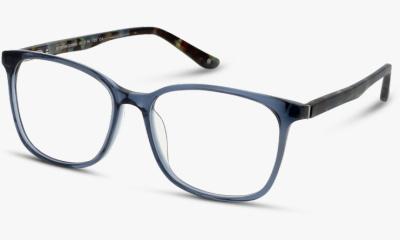 Lunettes de vue UNOFFICIAL ISHF33 CH NAVY BLUE - HAVANA
