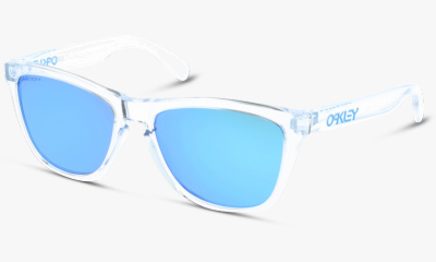 Lunettes de soleil Oakley OO9013 9013D0 CRYSTAL CLEAR