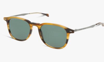 Lunettes de soleil Hugo Boss 1094/S EX4 HAVANA