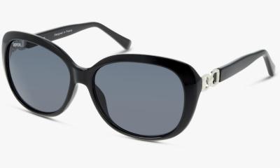 Lunettes de soleil UNOFFICIAL RX UNSF0027 BBG0 BLACK SILVER