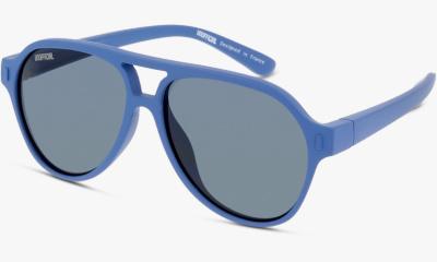 Lunettes de soleil UNOFFICIAL KIDS UNSK0004 CCG0 BLUE BLUE