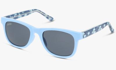 Lunettes de soleil UNOFFICIAL KIDS UNSK0008 LXG0 BLUE GREY