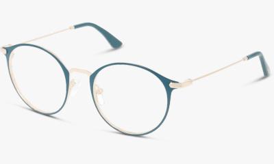 Lunettes de vue UNOFFICIAL UNOF0103 MD00 Turquoise Gold