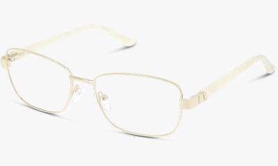 Lunettes de vue Unofficial 18 UNOF0127 DX00 GOLD WHITE