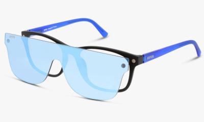 Lunettes de vue Unofficial Mask UNOM0014 BC00 BLACK NAVY BLUE