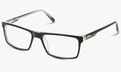 Lunettes de vue UNOFFICIAL UNOM0050 BT00 BLACK WHITE