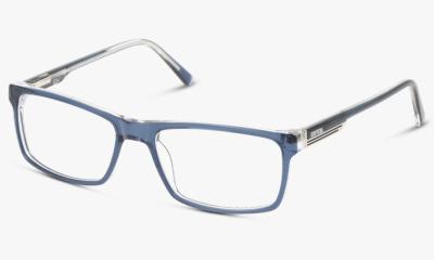 Lunettes de vue UNOFFICIAL UNOM0050 CT00 BLUE WHITE