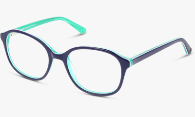 Lunettes de vue UNOFFICIAL UNOT0031 CC00 BLUE GREEN