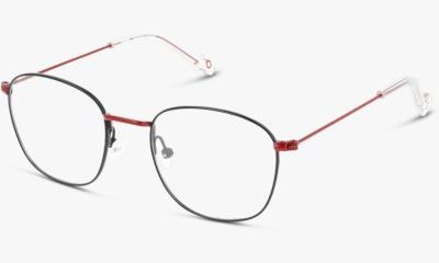 Lunettes de vue UNOFFICIAL UNOT0069 BR00 BLACK RED
