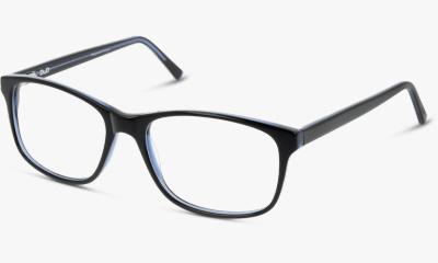 Lunettes de vue DbyD 15 DBOM0002 - new size BB00 BLACK BLUE