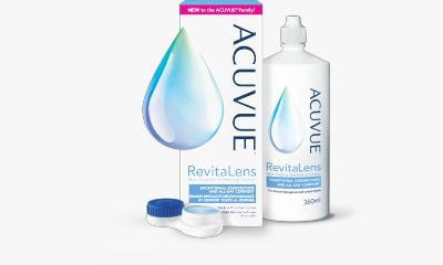 Produit Lentille ACUVUE REVITALENS 360 ML Acuvue Revitalens - 360ml