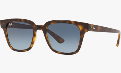 Solaire Ray Ban New & RB4323 710/Q8 HAVANA