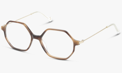 Lunettes de vue Unofficial 13 UNOT0068 ND00 BROWN GOLD