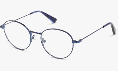 Lunettes de vue UNOFFICIAL UNOT0077 CC00 NAVY BLUE NAVY BLUE