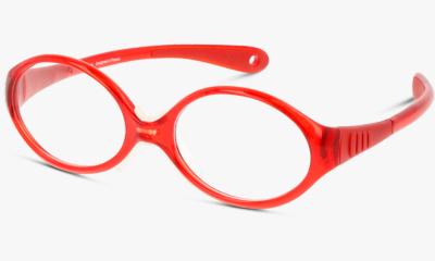 Lunettes de vue UNOFFICIAL UNOB0003 RR00 RED RED