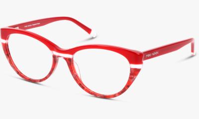 Lunettes de vue MIKI NINN 23 MNOF0007 RR00 RED RED