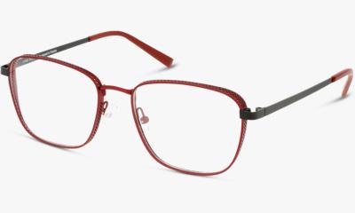 Lunettes de vue MIKI NINN MNOM5002 RB00 RED BLACK