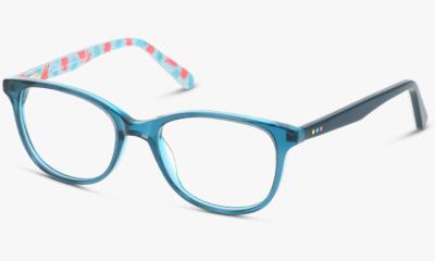 Lunettes de vue UNOFFICIAL UNOK5002 MM00 Turquoise Turquoise