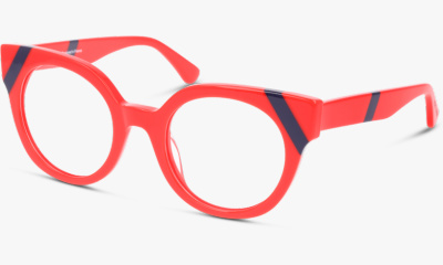 Lunettes de vue MIKI NINN 23 MNOF0025 RR00 RED RED