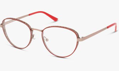 Lunettes de vue MIKI NINN MNOF5002 RP00 RED PINK