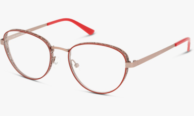 Lunettes de vue MIKI NINN 25 MNOF5002 RP00 RED PINK