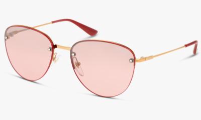 Lunettes de soleil Vogue Eyewear VO4156S 50757A ROSE GOLD