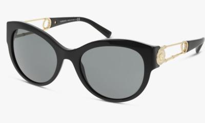 Lunettes de soleil Versace VE4389 GB1/87 BLACK
