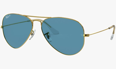 Solaire Ray Ban New & RB3025 9196S2 LEGEND GOLD